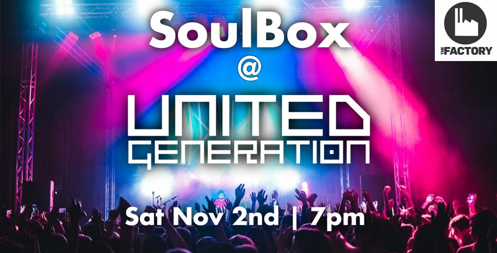 Soulbox at UG